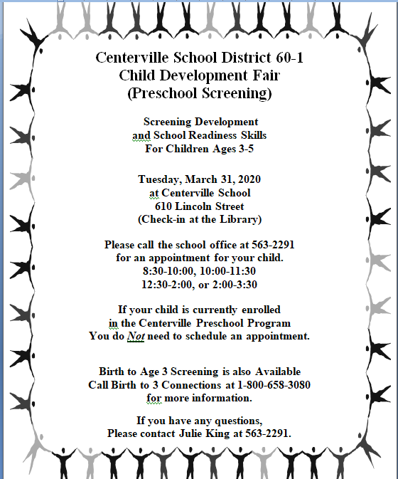 Child Development Fair